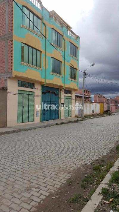 Casa en Venta en El Alto Los Andes Final los andes villa tunari