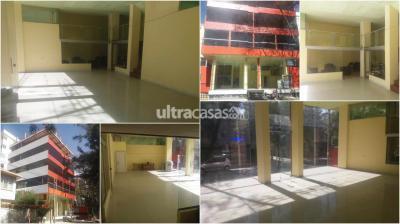 Local comercial en Alquiler en Cochabamba Centro AMPLIO LOCAL COMERCIAL VISTA A LA CALLE