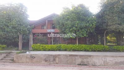 Casa en Venta en Porongo Porongo PORONGO dos cuadras antes de llegar a la plaza principal, entrando al pueblo por la carretera del Urubo.
