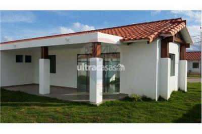 Casa en Alquiler en Santa Cruz de la Sierra Carretera Norte calle 4