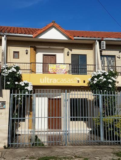 Casa en Alquiler en Santa Cruz de la Sierra 3er Anillo Este 3er y 4 to anillo av Canal Cotoca calle 7 # 3835