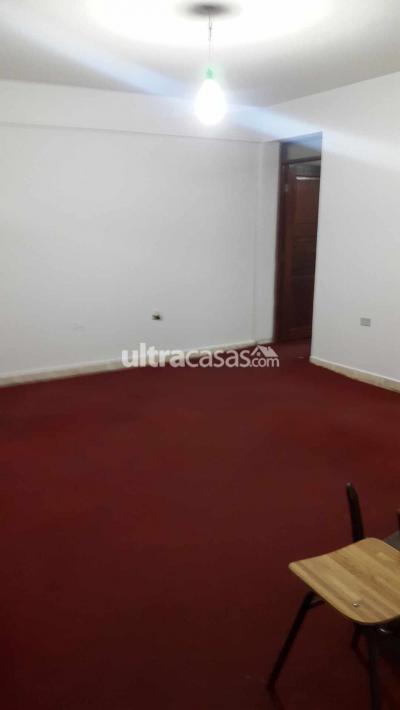 Oficina en Alquiler en Cochabamba Centro Calama #343