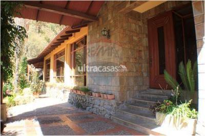 Casa en Venta en Cochabamba Pacata Urbanización Paraiso