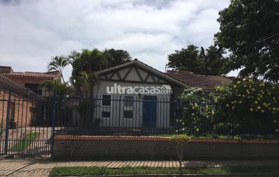 Casa en Alquiler en Santa Cruz de la Sierra 2do Anillo Oeste Barrio Urbari
