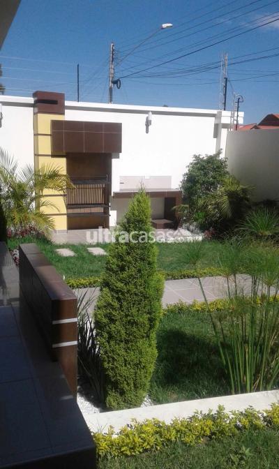 Casa en Venta en Cochabamba Condebamba Av segunda