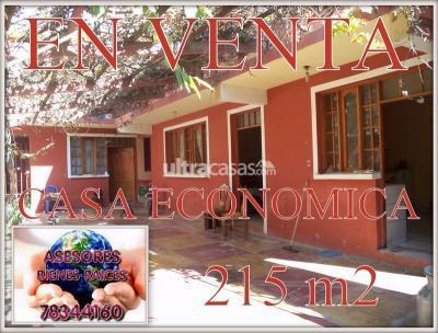 Casa en Venta en Cochabamba Centro AV CAPITAN USTARIZ