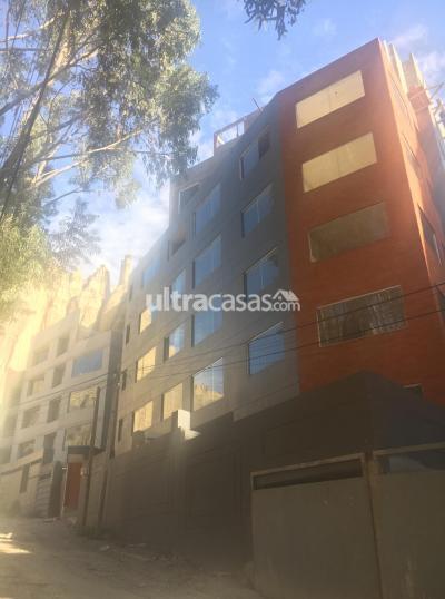 Departamento en Venta en La Paz Achumani Urbanizacion pamirpampa