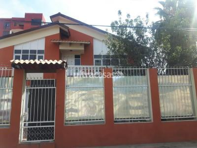 Casa en Alquiler en Cochabamba Centro Av.America Oeste