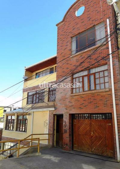 Casa en Venta en La Paz Sopocachi Calle Miguel de Cervantes #2600