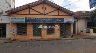 Casa en Venta en Santa Cruz de la Sierra 1er Anillo Este Calle mercado entre independencia y rene moreno