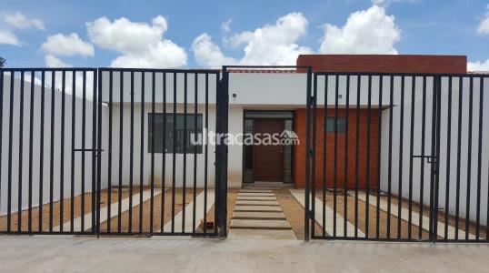 Casa en Venta Av. G-77 y 9no anillo Foto 1