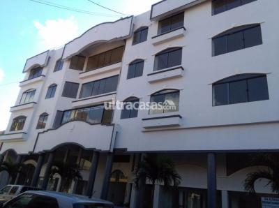Departamento en Alquiler en Santa Cruz de la Sierra Centro 3 CUADRAS DE LA PLAZA PRINCIPAL