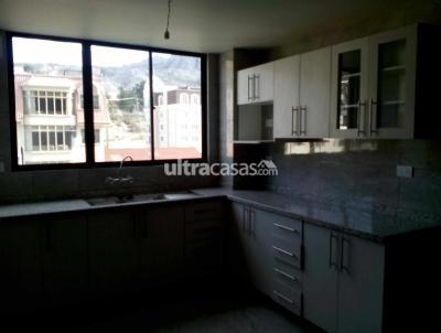 Departamento en Alquiler en La Paz Obrajes Av. Hernando Siles entre calles 15 y 16