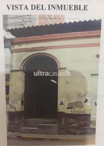 Casa en Venta en Cochabamba Centro Calle Jordán No 683 casi Antezana
