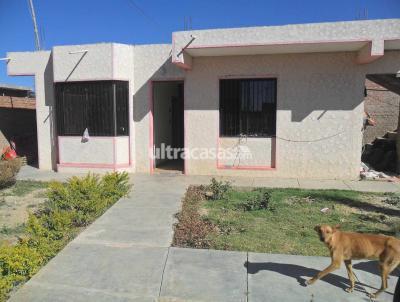 Casa en Venta en Cochabamba Sacaba CASA EN OFERTA ESPECIAL SACABA