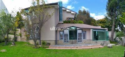 Casa en Alquiler en La Paz Obrajes Urbanizacion San Alberto  Casa B10
