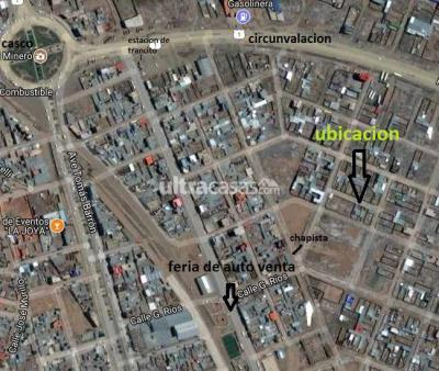 Casa en Venta en Oruro Oruro Zona norte urbanisacion challapanpita