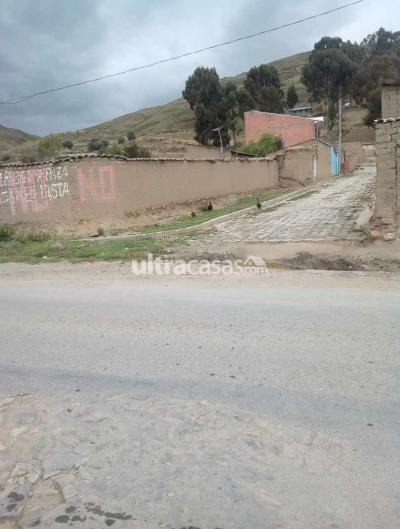 Casa en Venta en La Paz Achacachi