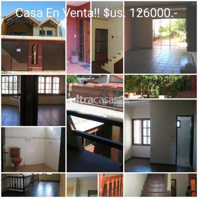Casa en Venta en Santa Cruz de la Sierra 4to Anillo Sur Calle Sombrero de Sao Zona La Colorada