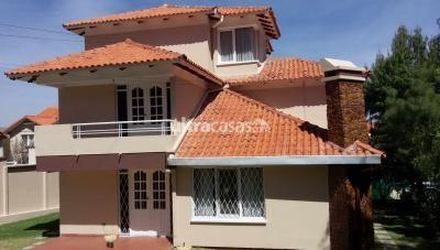 Casa en Venta en Cochabamba Sacaba Urbanización Bella Vista L2