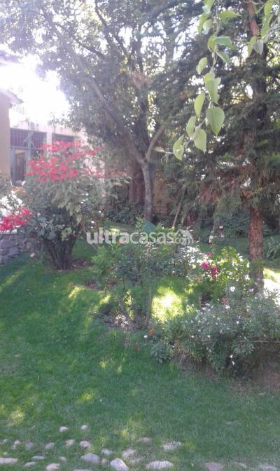 Casa en Venta en Cochabamba Aranjuez alto mirador