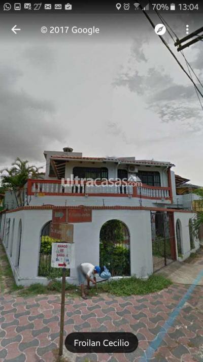Casa en Venta en Santa Cruz de la Sierra 1er Anillo Sur av. landivar entre 1er y 2do anillo de la roca y coronado