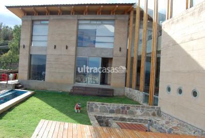 Casa en Venta en Cochabamba Aranjuez Lomas de Aranjuez