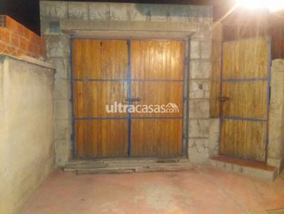 Casa en Venta en La Paz Achachicala Ciudad Satélite, Plan 112, Calle 30-B