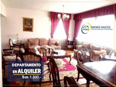 Departamento en Alquiler en La Paz Centro DEPARTAMENTO EN ALQUILER – Zona Centro
