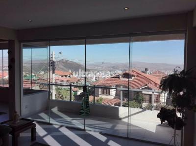 Departamento en Venta en Cochabamba Aranjuez C. Cafetales esq. C. Valeriana