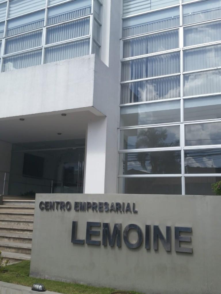Oficina en Alquiler Edificio Centro Empresarial Lemoine C/ Lemoine 151, Foto 1