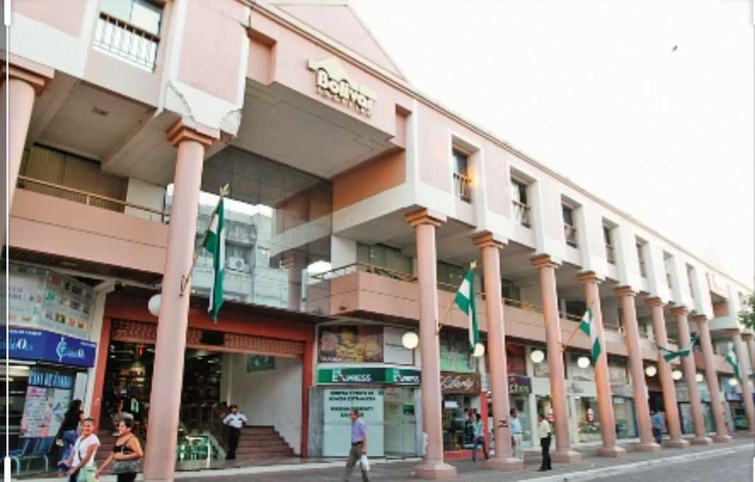 Oficina en Alquiler Calle Bolívar esquina Rene Moreno Foto 1