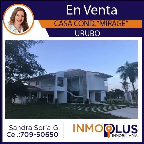 Casa en Venta URUBO CONDOMINIO MIRAGE Foto 1