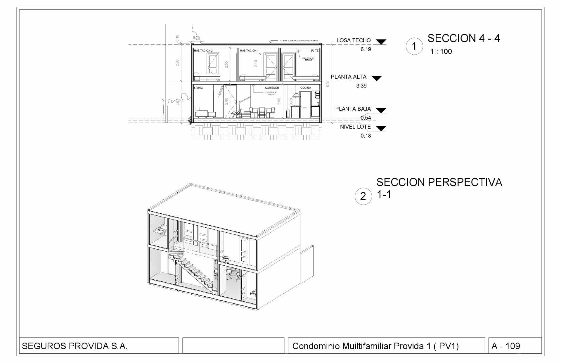 Condominio PROVIDA 1