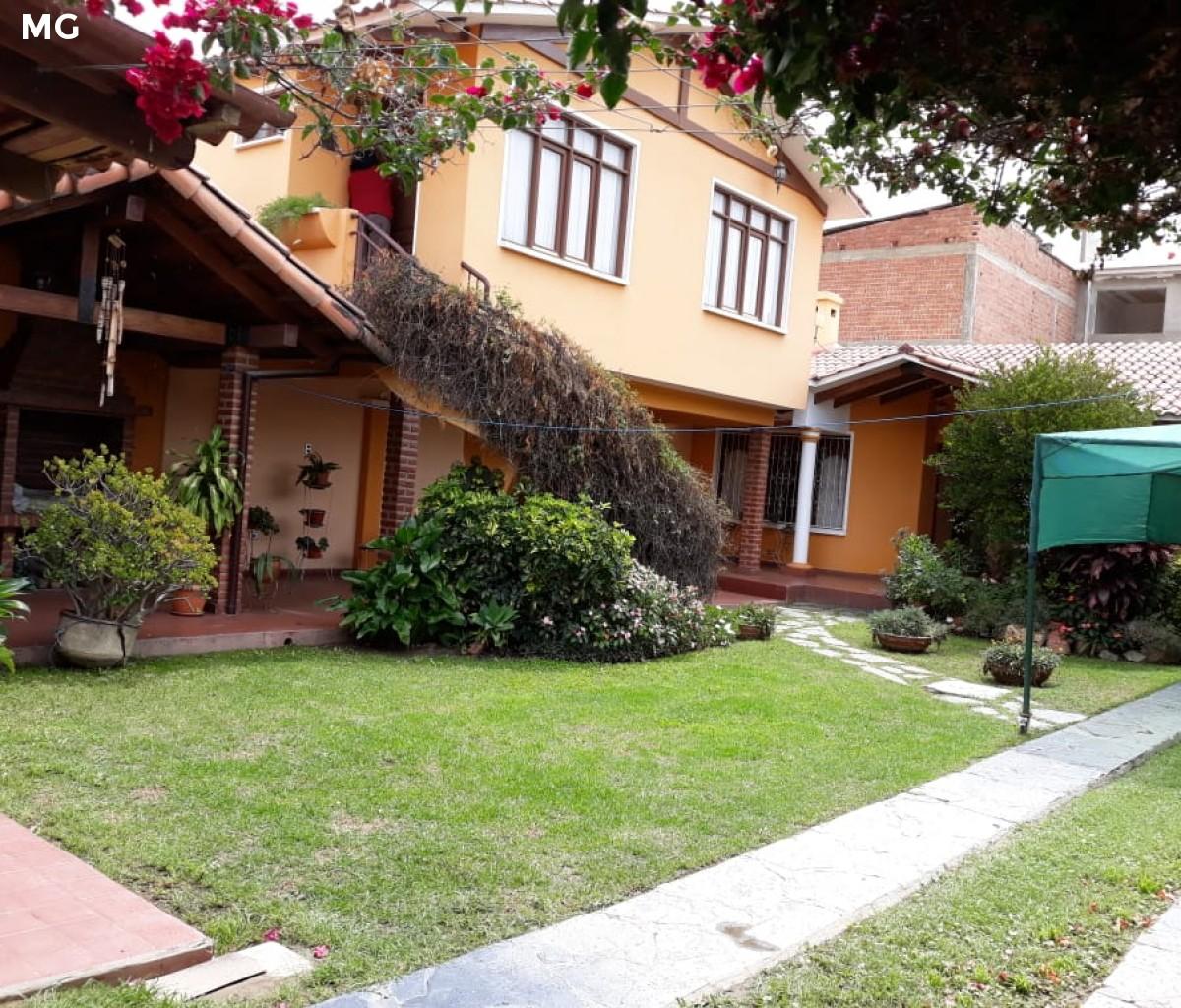 Casa en Alquiler Av. dorbigny y av. villa vicencio. Foto 1