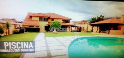 Casa en Venta en Cochabamba Noroeste Trojes