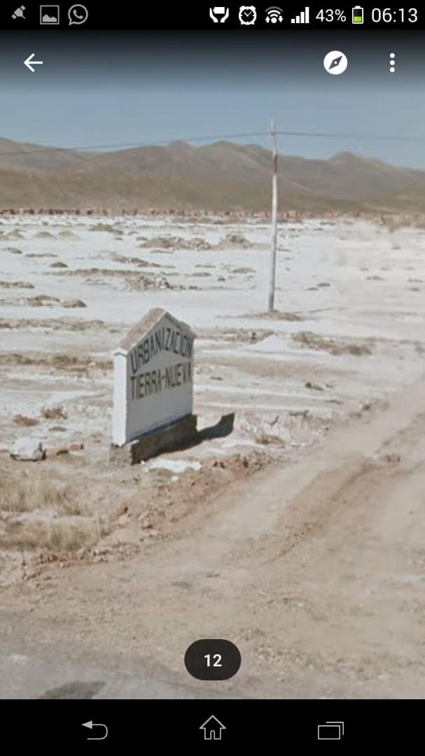 Terreno en Venta Carretera Capachos Km. 4 Foto 1