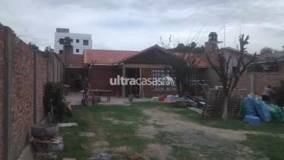 Casa en Venta en Quillacollo Quillacollo C. Rene Crespo s/n