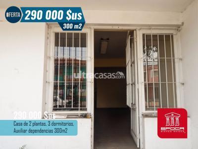 Casa en Venta en Cochabamba Centro Antezana Norte