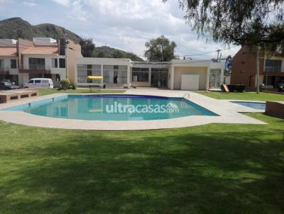 Departamento en Venta en Cochabamba Sacaba Av villazon km 2 1/2 entrada por el Castillo condominio Hacienda Santa maria