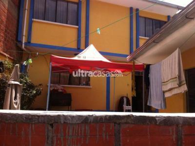 Casa en Venta en La Paz Achachicala CIUDADELA FERROVIARIA SECTOR JARDÍN
