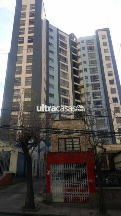 Departamento en Alquiler en La Paz Sopocachi Zona Sopocachi/Calle Sanchez Lima
