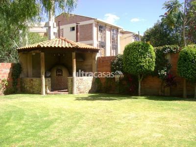 Casa en Venta en Cochabamba Tupuraya Urb. Mirador 58-B