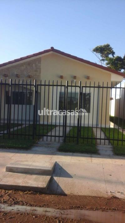 Casa en Venta en Santa Cruz de la Sierra 8vo Anillo Sur 8vo y 9vo anillo final cumavi y tres pasos al frente