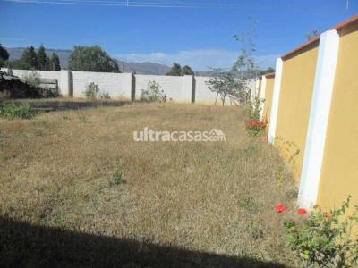 Terreno en Venta en Cochabamba Sacaba LOTE SOBRE AV. 2DA. CIRCUNVALACIÓN 300 M2