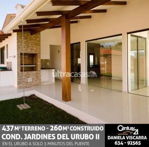 Casa en Venta URUBO, Condominio Jardines del Urubo II Foto 9