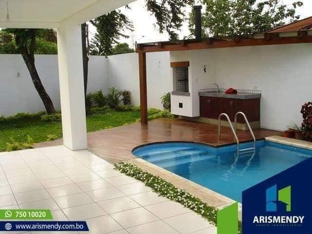 Casa en Alquiler TERCER ANILLO AV. BUSH  Foto 1