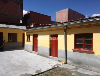 Casa en Anticretico en El Alto Villa Bolívar Zona Sonatex calle 1