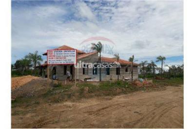 Casa en Venta en Porongo Porongo NE de Porongo, UV. 2 MZ 12 Urb. 3 lagunas del Urub