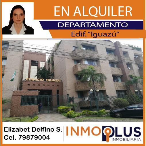 Departamento en Alquiler DEPARTAMENTO DE LUJO EN ALQUILER Z/EQUIPETROL Foto 1